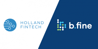 b.fine joins Holland FinTech ecosystem